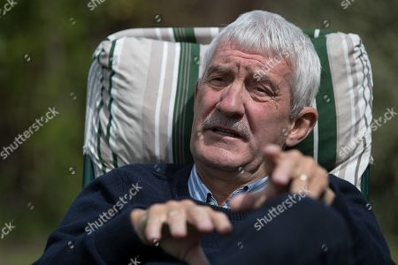 Editorial image of Terry Mcdermott . Ex-liverpool And England Footballer Terry Mcdermott Talks To Craig Hope.