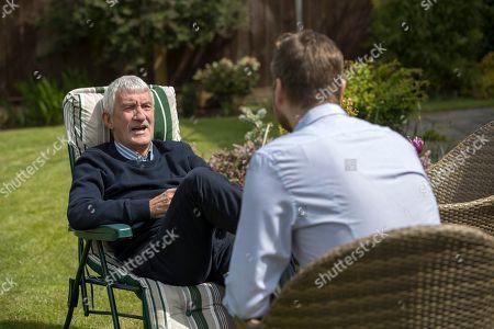 Terry Mcdermott . Ex-liverpool And England Footballer Terry Mcdermott Talks To Craig Hope.