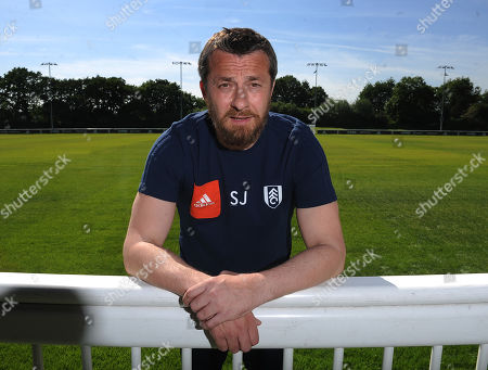 Slavisa Jokanovic Interview With Simon Jones. 17/05/18: Picture Kevin Quigley/daily Mail.
