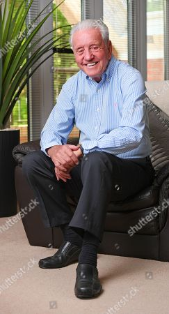 Businessman John Hart 83 Who Has Been Sentenced To 14 Months In Prison For ConteMPt Of Court By A Judge As Part Of His Divorce From Ex-wife Karen Hart.pictured At His Home In Sutton Coldfield West Midlands.17/5/18 For Femail -.