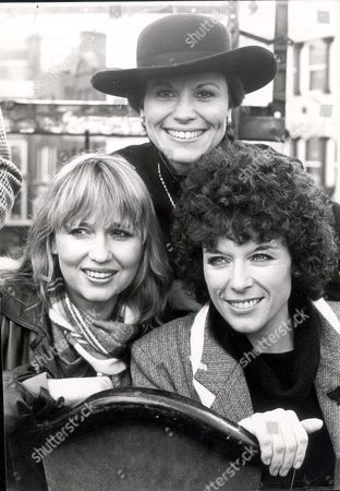 Lorna Dallas (top) Susan Penhaligin (lt) And Jill Gascoine. They Will Take Part In A Special Gala Charity Show At The Theatre Royal In Support Of Sick Children.