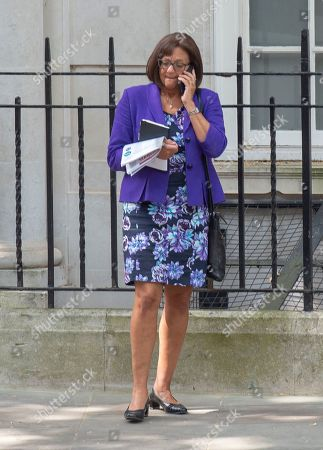 Stock Picture of Exclusive: Pictured Baroness Altmann A Secret Meeting Of Pro Euro Rebels At Europa House In Westminster Including Alistair Campbell And Dominc Grieve. 13/06/2018 Reporter Jack Dolye.