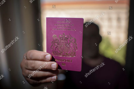 Stolen And Resold Passport In Turkey. A Former Doctor And People Trafficker Sells The Daily Mail A Passport For £2500. The Man Goes By The Alias Abu Mahmud And Was Able To Provide The Passport Which He Says He Tailors For The Customer. Tom Kelly Words.