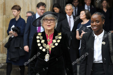 Lord Mayor of Westminster Ruth Bush