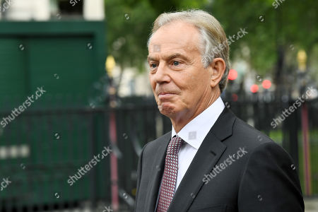 Stock Photo of Tony Blair