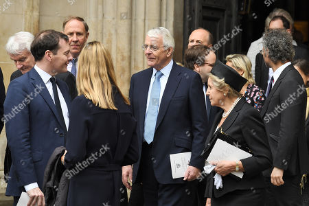Editorial photo of Service of Thanksgiving for Lord Heywood, Westminster Abbey, London, UK - 20 Jun 2019