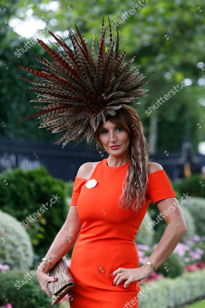 Editorial image of Royal , Ascot, United Kingdom - 20 Jun 2019