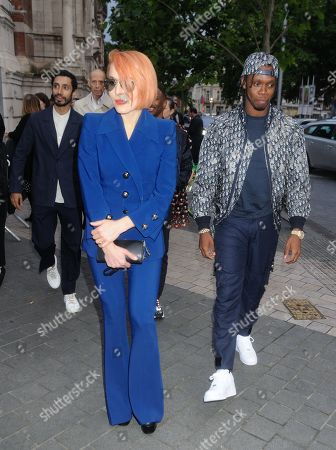 Riz Ahmed, Noomi Rapace and Krept