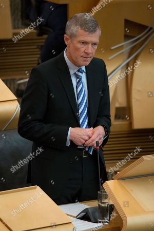Scottish Parliament First Minister's Questions - Willie Rennie, Leader of the Scottish Liberal Democrats