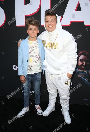 Editorial photo of 'Child's Play' film premiere, Arrivals, ArcLight Cinemas, Los Angeles, USA - 19 Jun 2019