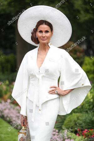 Fashion designer Isabell Kristensen
