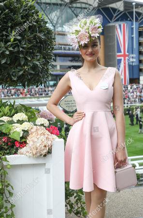 Nichola Kristensen, daughter of fashion designer Isabell Kristensen