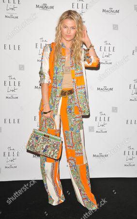 Editorial picture of ELLE List VIP Party, The Petersham restaurant, London, UK - 19 Jun 2019