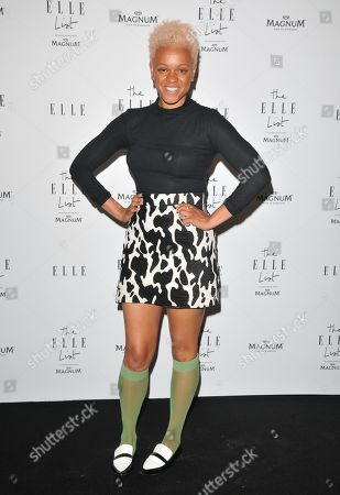 Editorial image of ELLE List VIP Party, The Petersham restaurant, London, UK - 19 Jun 2019