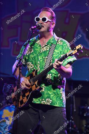 Editorial image of Reel Big Fish in concert at the Revolution Live, Florida, USA - 19 Jun 2019