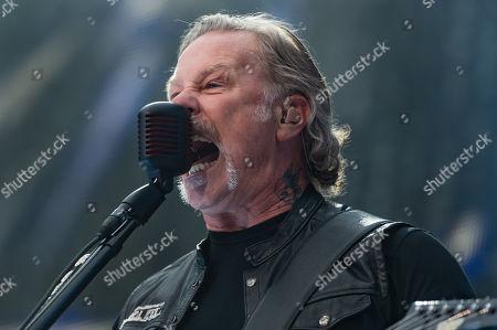 Metallica - James Hetfield