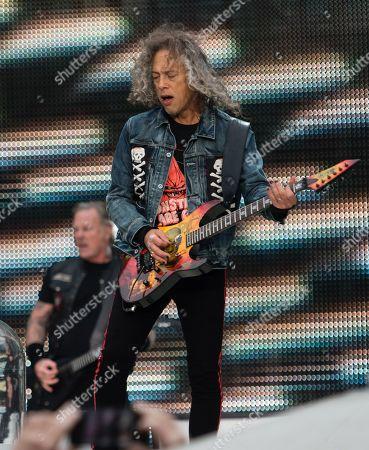 Metallica - James Hetfield, Kirk Hammett