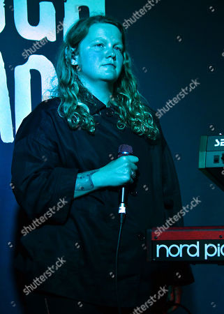 Stock Photo of Kate Tempest