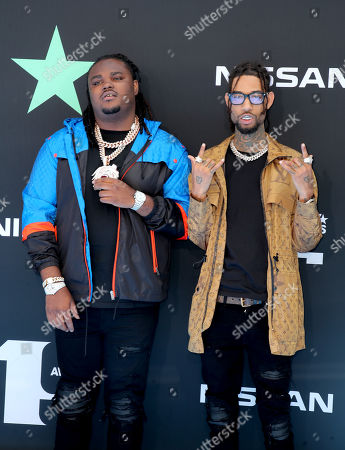 PnB Rock and Tee Grizzley