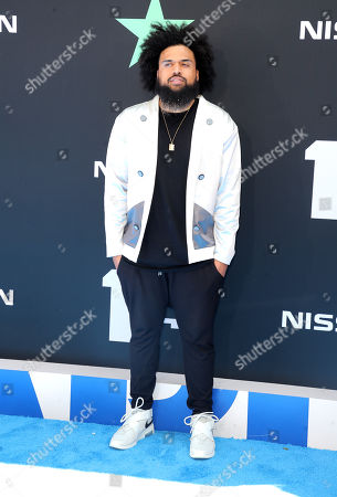 Editorial picture of BET Awards, Arrivals, Microsoft Theater, Los Angeles, USA - 23 Jun 2019