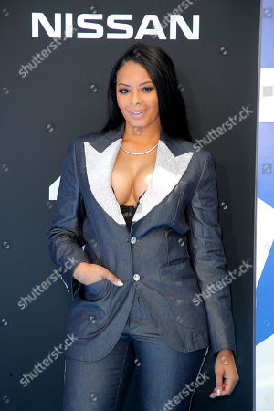 Editorial image of BET Awards, Arrivals, Microsoft Theater, Los Angeles, USA - 23 Jun 2019