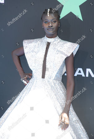 Stock Photo of Khoudia Diop