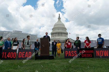 Editorial image of Universal Background Checks Bill, Washington DC, USA - 20 Jun 2019