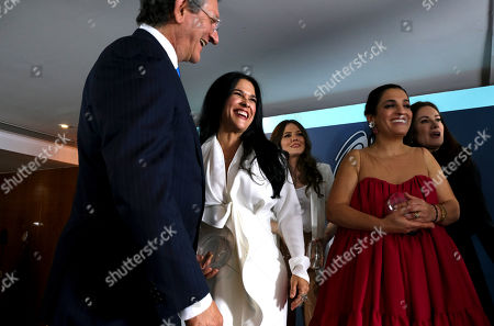 Editorial picture of Latin Grammy Leading Ladies, Mexico City, Mexico - 20 Jun 2019