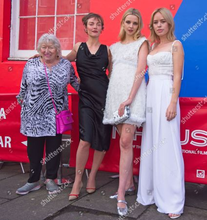 Veronica Clifford, Camilla Rutherford, Tanya Burr, Greta Bellamacina,
