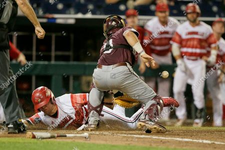 new concept 935db dcd02 Editorial picture of CWS Mississippi St Louisville Baseball, Omaha, USA -  20 Jun 2019