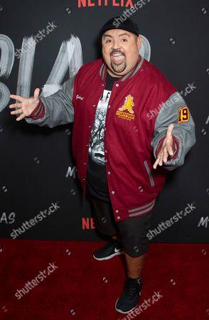 """Gabriel Iglesias attends the LA Premiere of """"Mr. Iglesias"""" at the Regal LA Live, in Los Angeles"""