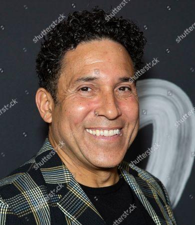 "Stock Picture of Oscar Nunez attends the LA Premiere of ""Mr. Iglesias"" at the Regal LA Live, in Los Angeles"