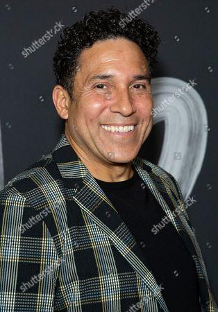"""Oscar Nunez attends the LA Premiere of """"Mr. Iglesias"""" at the Regal LA Live, in Los Angeles"""