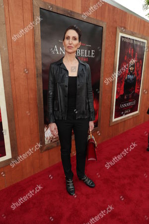 Editorial photo of Warner Bros. Pictures and New Line Cinema 'Annabelle Comes Home' world film premiere, Los Angeles, USA - 20 Jun 2019