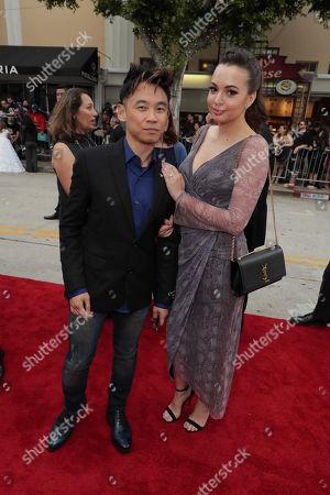 James Wan, Writer/Producer, Ingrid Bisu