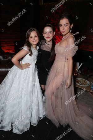 Samara Lee, Mckenna Grace, Katie Sarife