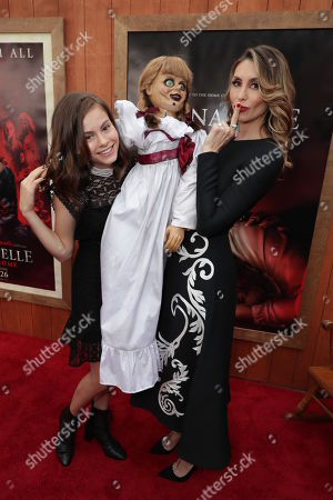 Editorial picture of Warner Bros. Pictures and New Line Cinema 'ANNABELLE COMES HOMES' World Premiere, Los Angeles, CA, USA - 20 June 2019