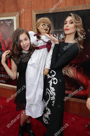 Lou Lou Safran, Annabelle, Natalia Safran