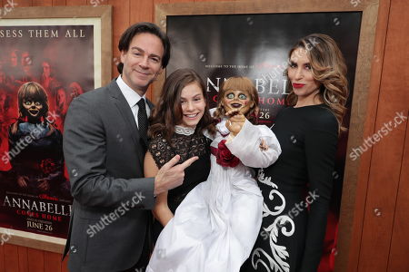 Editorial picture of Warner Bros. Pictures and New Line Cinema 'Annabelle Comes Home' world film premiere, Los Angeles, USA - 20 Jun 2019
