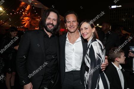 Gary Dauberman, Director/Writer, Patrick Wilson, Vera Farmiga