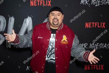 """Gabriel Iglesias attends the LA Premiere of """"Mr. Iglesias,"""" at the Regal LA Live, in Los Angeles"""