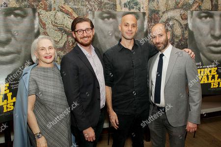 Peggy Drexler Producer), Christopher Leggett (Producer), Avi Belkin (Director), Rafael Marmor (Producer)