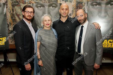 Christopher Leggett (Producer), Peggy Drexler Producer), Avi Belkin (Director), Rafael Marmor (Producer)
