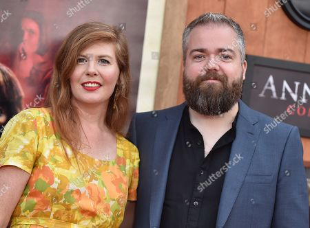 Editorial photo of 'Annabelle Comes Home' film premiere, Arrivals, Regency Village Theatre, Los Angeles, USA - 20 Jun 2019