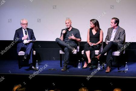 Wolf Blitzer (Modarator), Avi Belkin (Director), Alexi McCammond, Bob Woodruff