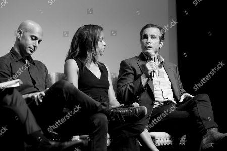 Avi Belkin (Director), Alexi McCammond, Bob Woodruff