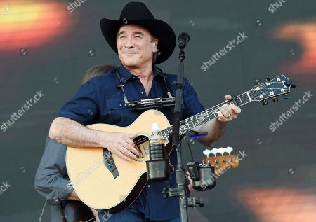 Stock Photo of Clint Black
