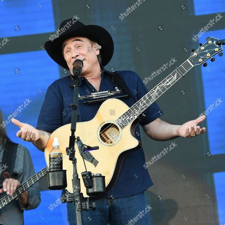 Stock Image of Clint Black