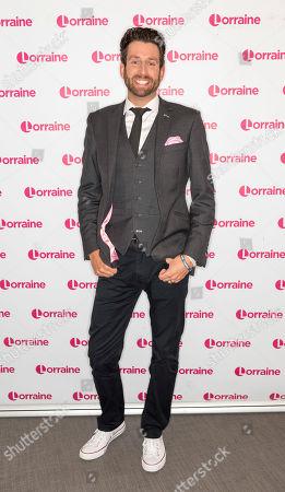 Editorial picture of 'Lorraine' TV show, London, UK - 21 Jun 2019