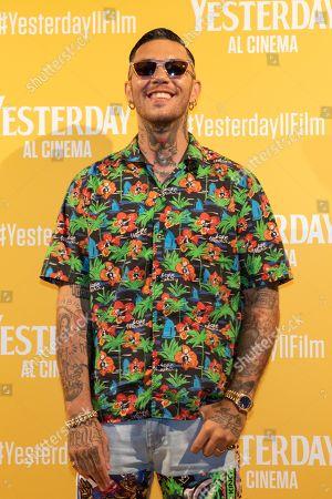 Editorial photo of 'Yesterday' film premiere, Milan, Italy - 20 Jun 2019